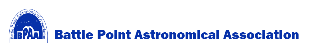 Battle Point Astronomical Association